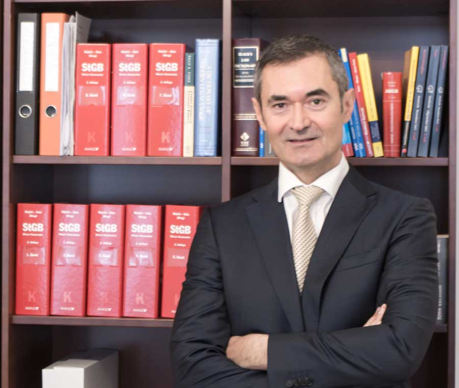 Lawyer Mag. Dinko Knjizevic