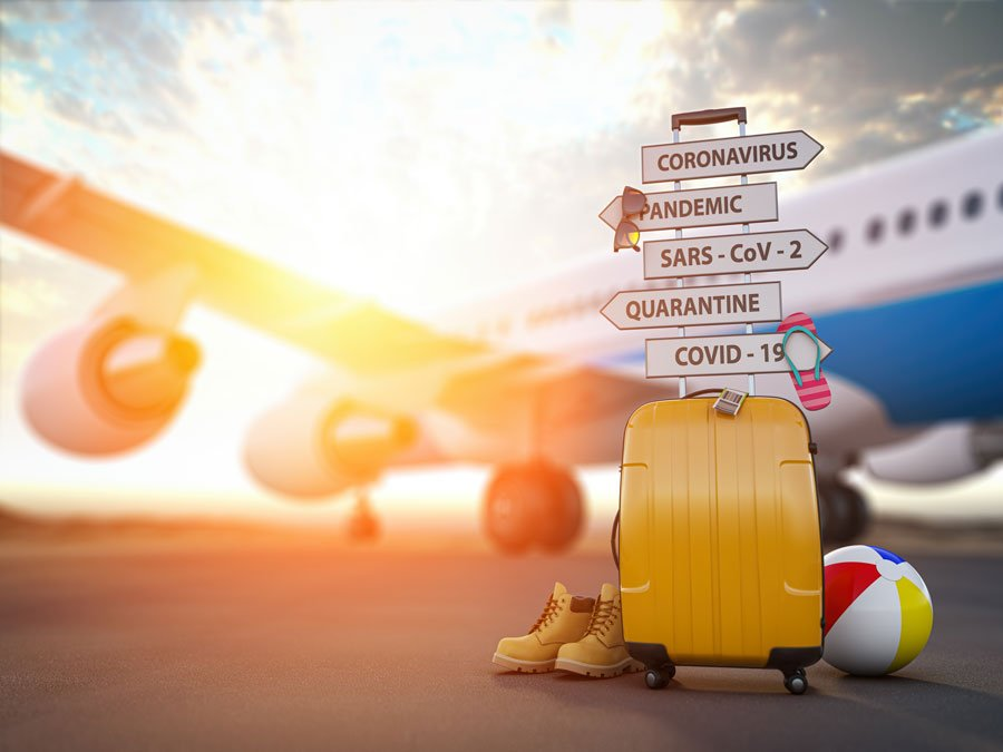 COVID19-Urlaub